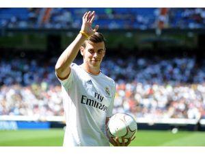 Bale resmen Real Madridde