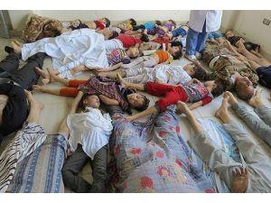 Kimyasal saldırıyı Esed rejimi düzenledi