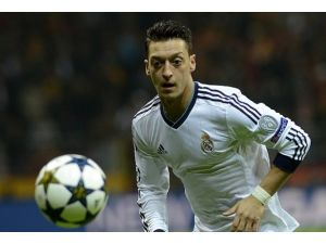 Mesut Özil Arsenalde