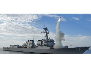 Rusya: Akdenizde 2 balistik füze fırlatıldı