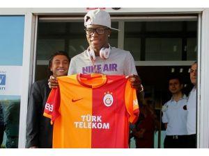 Galatasaray Bruma ile 5 yıllığına anlaştı