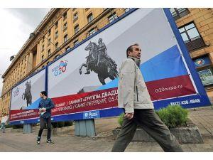 """G-20 zirvesine """"müdahale tartışmaları"""" damga vuracak"""