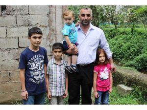 Erdoğandan dördüncü çocuğu olan babaya tebrik telefonu
