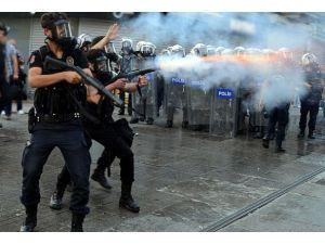 """Emniyetten """"biber gazı"""" açıklaması"""