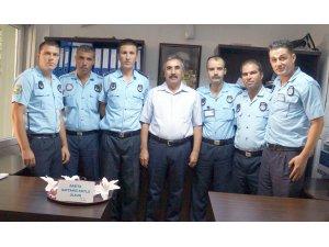 Zabıta Haftası Beldibi'nde  de kutlandı