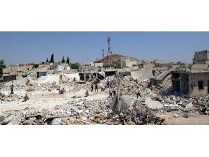 Esed güçlerinin saldırılarında 67 kişi öldü