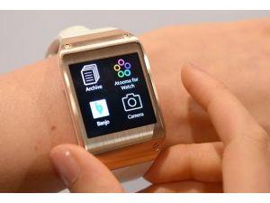 """Samsungdan """"akıllı saat"""""""