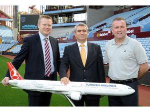 THY, Aston Villaya da sponsor