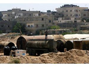 Gazzede yakıt sıkıntısı