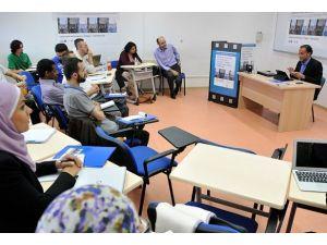 Ünlü düşünür Tarık Ramazan Saraybosnada ders verdi