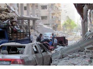 Suriyedeki saldırılarda 73 kişi daha öldü