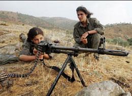 PKK, namluyu Iraklı Kürtlere çevirdi
