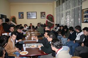 Beldibi Ak Parti gençlik toplantısı