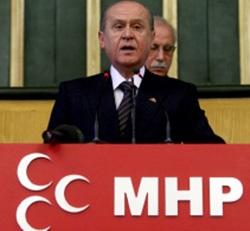Bahçeli, AKPnin Yüzde 47yi  Aşmmaalı