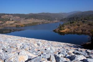 Yağışlar barajlardaki su seviyesini artırdı