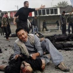 Çatışmada En Az 12 Kişi Öldü