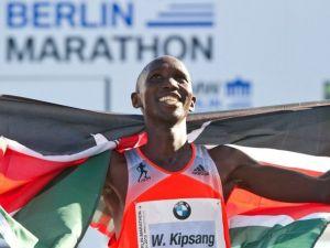 Berlin Maratonunda dünya rekoru