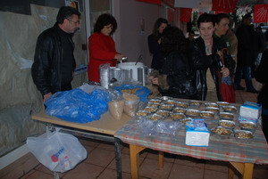 CHP Armutalan'dan aşure