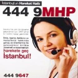 MHPnin afişi konuşuluyor