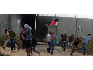 Gazzede Balfour Deklerasyonu karşıtı gösteriler