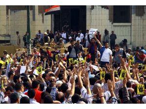 Mısırda psikolojik savaş yürütülüyor