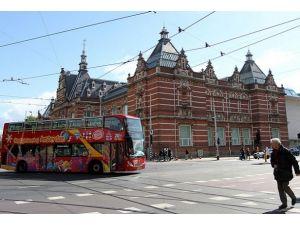 Amsterdamda alkol yasağı