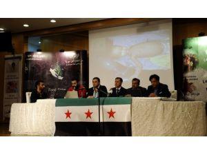 Suriyeli aktivistler açlık grevine başladı