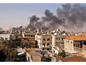 Suriyede saldırılarda 35 kişi öldü