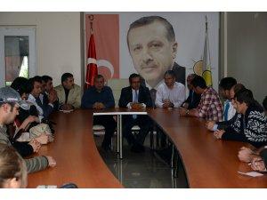 Ömer Bülent Arslan Muğlada Siyasete Hareket Getirdi