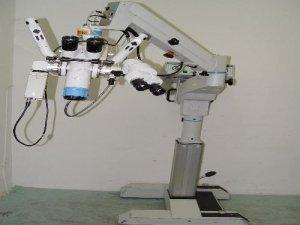MÖLLER-WEDEL marka, son teknolojik donanıma sahip yeni operasyon mikroskobu