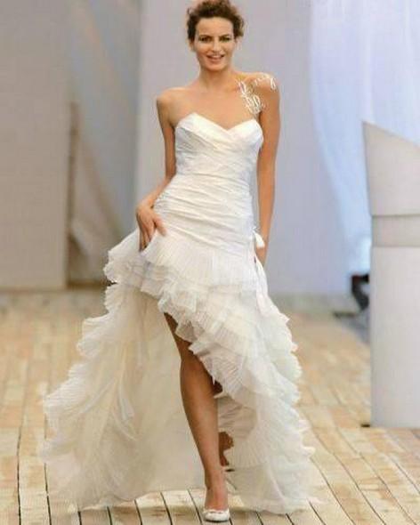 Modanın Son Trendi Gelinlik Modelleri