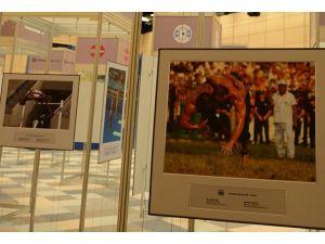 YONHAP, AAnın fotoğraflarını sergiledi