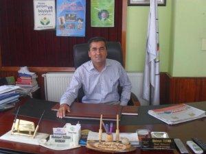CHP Elmalı Belediye Başkan Adayı Mehmet Tufan