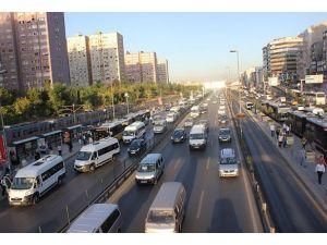 Dünyanın en yoğun ikinci trafiği İstanbulda