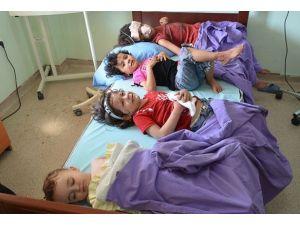 """Suriyede 30dan fazla """"çocuk felci"""" vakası"""