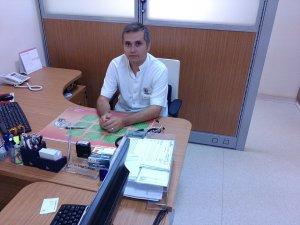 Yücelen Hastanesine Başhekim Uz. Dr. Tolga Çakmak atandı
