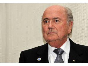 Blatter baraj maçı sistemini sorguluyor