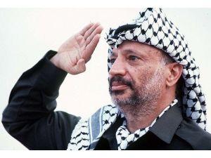 Arafatın cesedinde radyoaktif elemente rastlandı