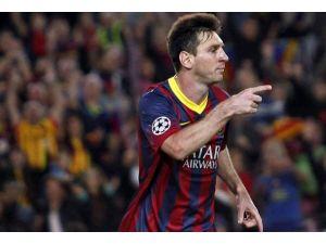 """Messi: """"Sakatlığım geride kaldı"""""""