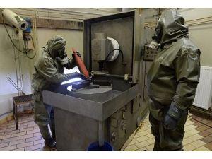 Suriyede bir kimyasal silah tesisi daha imha edildi