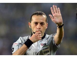 FIFAdan hakem Cüneyt Çakıra görev