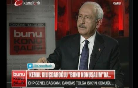 Kılıçdaroğlu: Rakibini karalayarak, bana gelmeyin