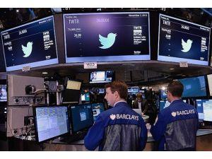 Twitter borsada uçtu