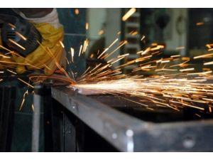 Sanayi üretimi yüzde 6,4 arttı