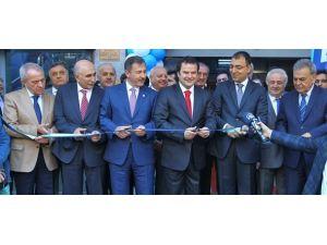 AA İzmir Bölge Müdürlüğü yeni ofisi törenle açıldı
