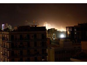 AA Ekibi Libyada çatışmanın ortasında kaldı