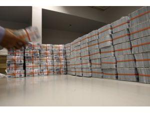 Bankalar erken ödedi, 280 milyon lira kasalarında kaldı
