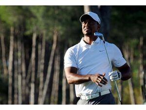 Tiger Woods ikinci günü eksi 11le tamamladı