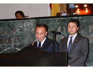Bozdağ Kamerun Meclisine hitap etti