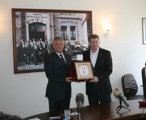 Marmaris Belediye Meclis toplantısı yapıldı